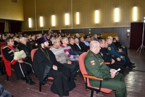 Каневское духовенство участвовало в отчетном сборе РКО
