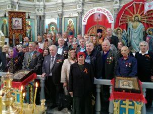 2018-04-26 Чернобыльцы в храме
