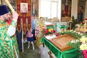 Свято-Троицкий храм станицы Переясловской встретил престольный праздник