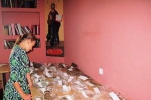 Практическое мероприятие «Камеральная обработка найденных культурно-исторических объектов, создание совместно с музейными работниками экспонатов для организации выставки»