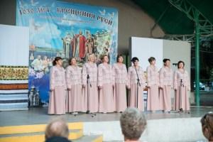Торжества в Тимашевске в день Крещения Руси