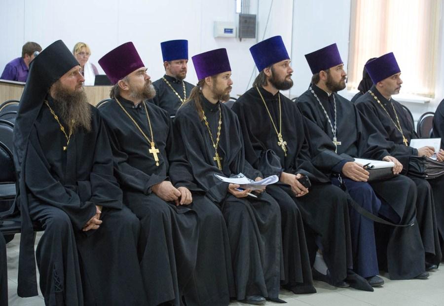 Состоялось расширенное заседание епархиального совета Ейской епархии