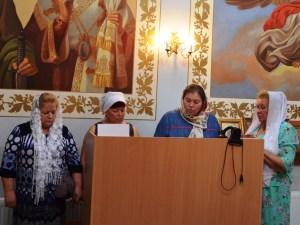 В храме Покрова Пресвятой Богородицы хутора Свободный совершили миссионерскую литургию
