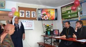 В храме Воскресения Словущего г. Приморско-Ахтарска возобновила свою работу детская воскресная школа