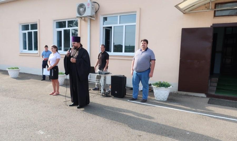 День памяти жертв терроризма в Тимашевске