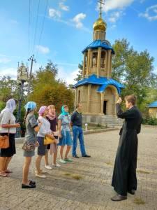 Молодежный клуб «Логос» совершил паломническую поездку