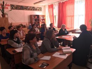 В г. Приморско-Ахтарске прошел очередной семинар-практикум  с преподавателями  ОРКСЭ и ОПК