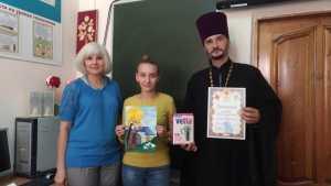 Конкурс рисунков «Вера глазами молодого человека» среди молодежи ст. Ленинградской