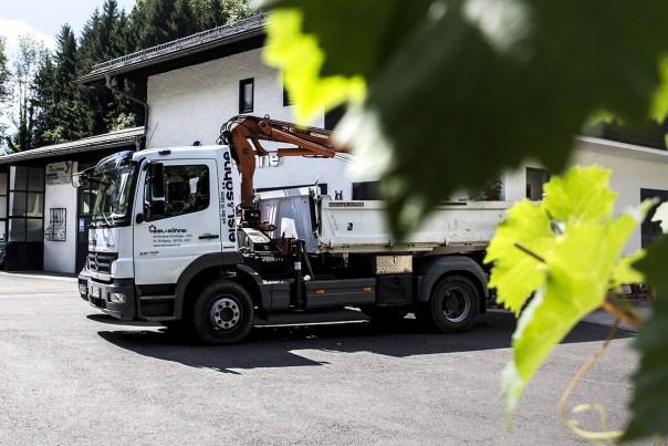 Eisl & Söhne – Transporte – St. Wolfgang im Salzkammergut