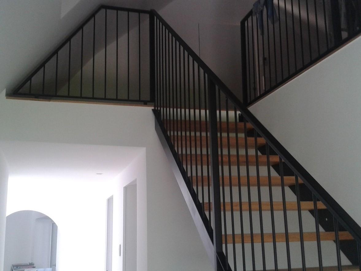 Treppengeländer innen – Eisl & Söhne – St. Wolfgang im Salzkammergut