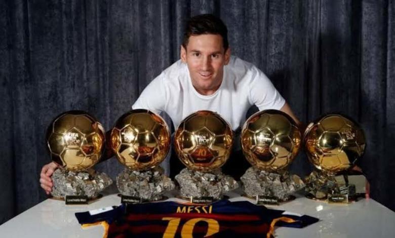 Lionel Messi, 6 Vezes Melhor do Mundo