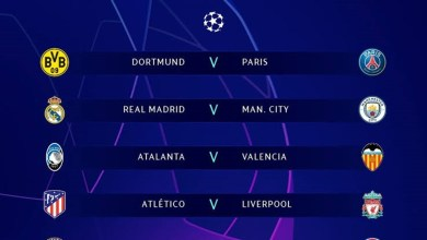 Confira Todos os Jogos das Oitavas da Champions League