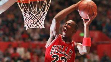 Michael Jordan um dos atletas mais bem pagos do mundo