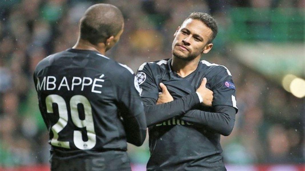 neymar e mbappé podem não participar dos jogos olimpicos de 2020