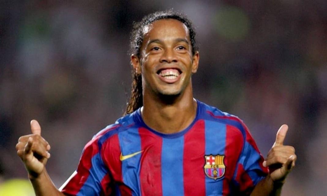 Um Pouco da História de Ronaldinho Gaúcho