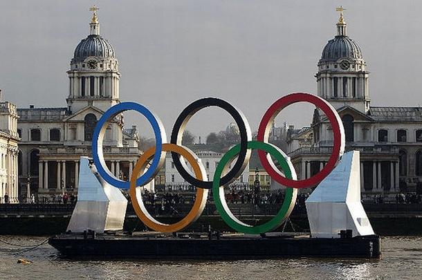 Eventos Esportivos de Maiores Audiências da História - jogos olímpicos de Londres