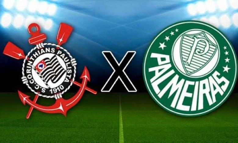 Corinthians Vence Palmeiras por 1 x 0 no Retorno do Paulistão