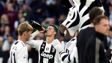 Juventus Se Torna Campeão Italiano Pela 9ª Vez Consecutiva