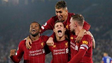 Liverpool Campeão Premier League 2019/20
