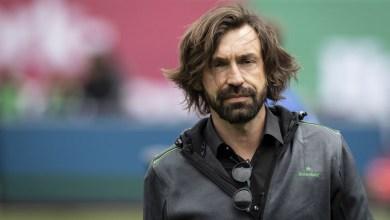 Andrea Pirlo Novo técnico da Juventus