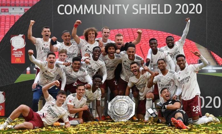 Arsenal Conquista a Supercopa da Inglaterra
