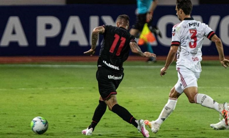 Flamengo é surpreendido e Perde na Roda 2 do Brasileirão, Confira os Placares Desta Quarta