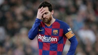 Messi Acaba de Informar o Barcelona que Quer Deixar o Clube!