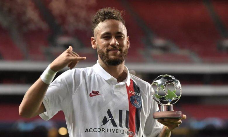 Neymar PSG- Brasileiro foi fundamental na classificação do PSG para as semifinais da Champions League