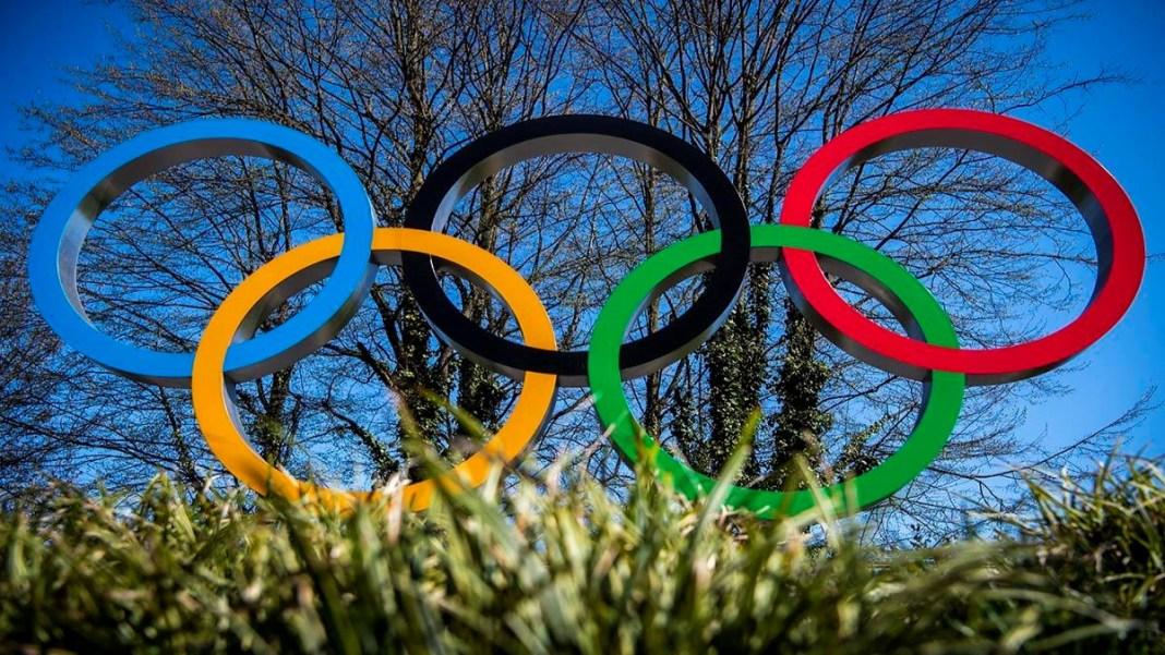 Reprodução - Logo Olimpíadas.