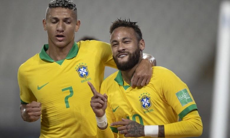 Brasil x Peru, Veja Agora Mesmo o Que Rolou Nesta Partida das Eliminatórias da Copa de 2022