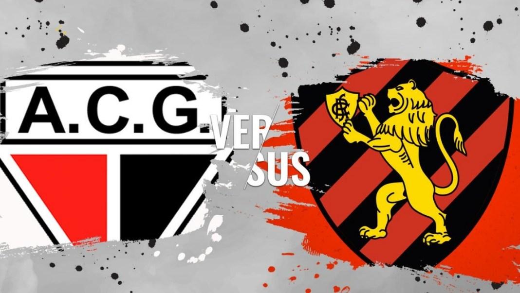 Atlético-GO x Sport - Atlético-GO ganha e sai do z4
