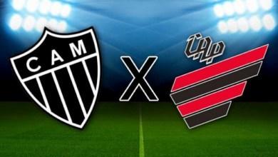 Athletico-PR x Atlético-MG