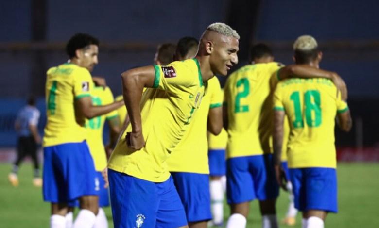 Eliminatórias da Copa 2022: Brasil Vence Uruguai por 2 x 0 e se Mantém Firme na Liderança
