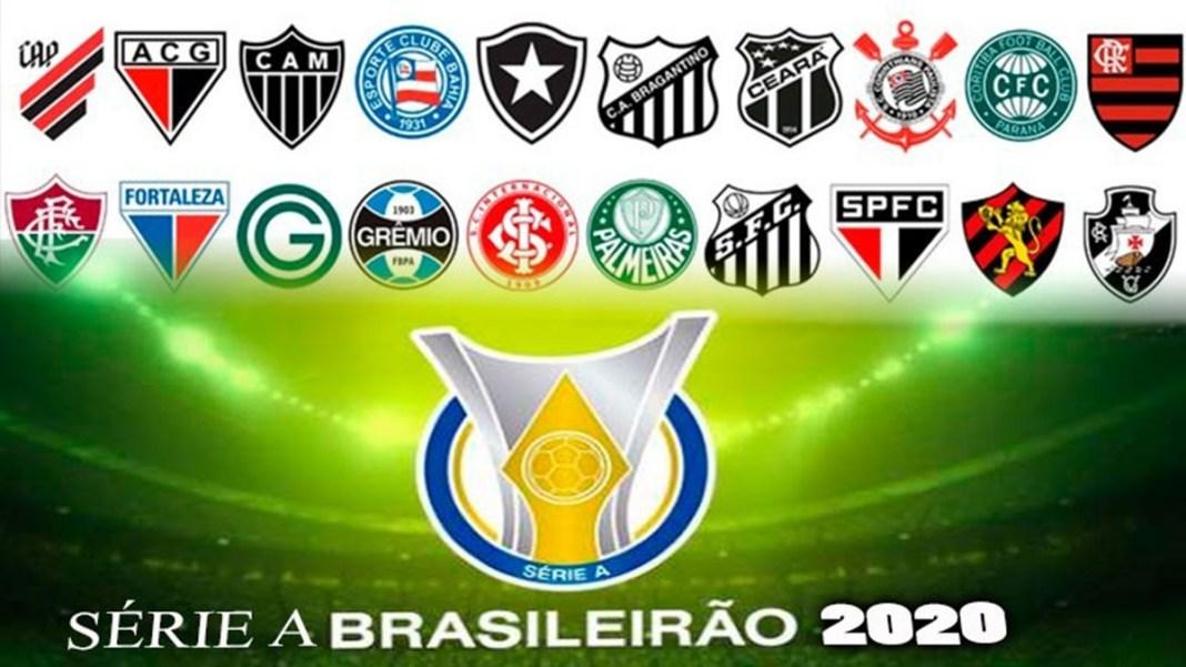 Veja Como Ficou a Tabela da Série A do Brasileirão 2020 Após a Rodada 20
