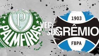 Final da Copa do Brasil 2020 e 2021 decidida, Palmeiras x Grêmio