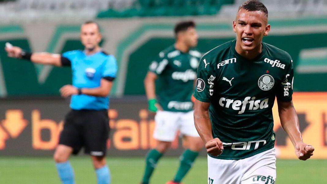 Palmeiras vence de Goleada e Avança na Libertadores