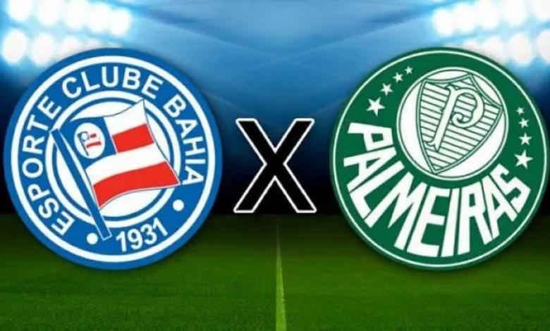 Palmeiras x Bahia: Palmeiras vence e entra para o G4