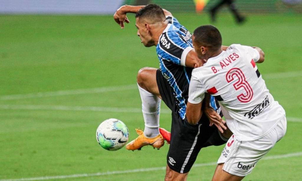 São Paulo x Grêmio, Ei Sports