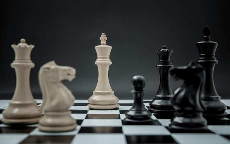 Esportes que requer Estratégia - Xadrez