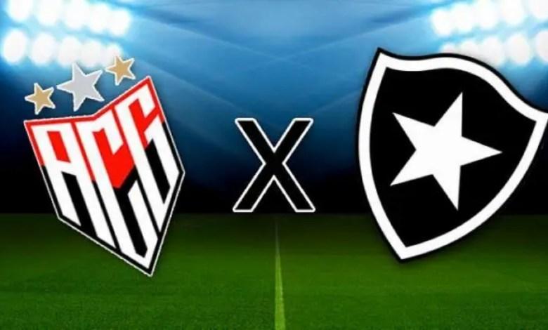 Atlético Go x Botafogo - Atlético vence e botafogo se vé em rebaixamento quase garantido