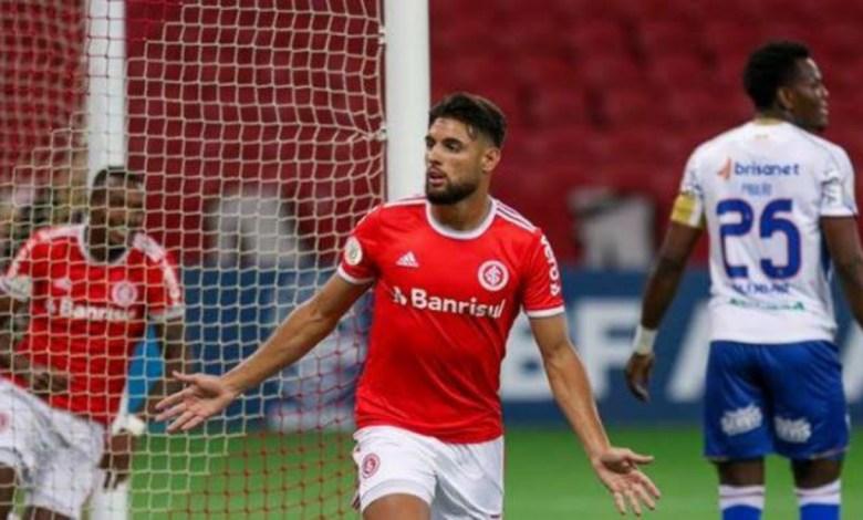 Internacional 4 x 2 Fortaleza, Inter se Aproxima da Liderança do Brasileirão