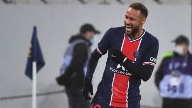 Neymar mesmo voltando de lesão marca na conquista do PSG da Supercopa