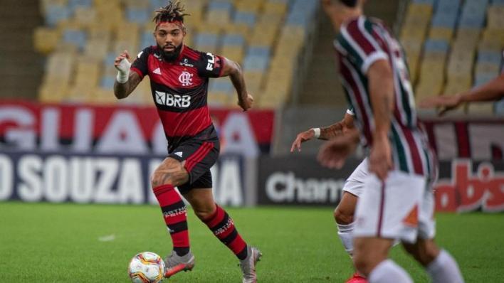 Reprodução - Flamengo.