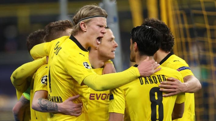 Borussia Dortmundo, Champions League
