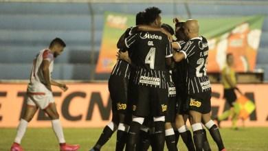 Corinthians vence Salgueiro por 3 a 0 e se classifica para Segunda fase da Copa do Brasil
