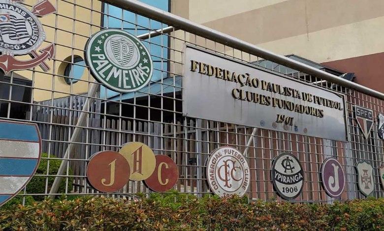 Paralisação do Paulistão: São Paulo é o unico dos 4 grandes a favor de acionar a justiça