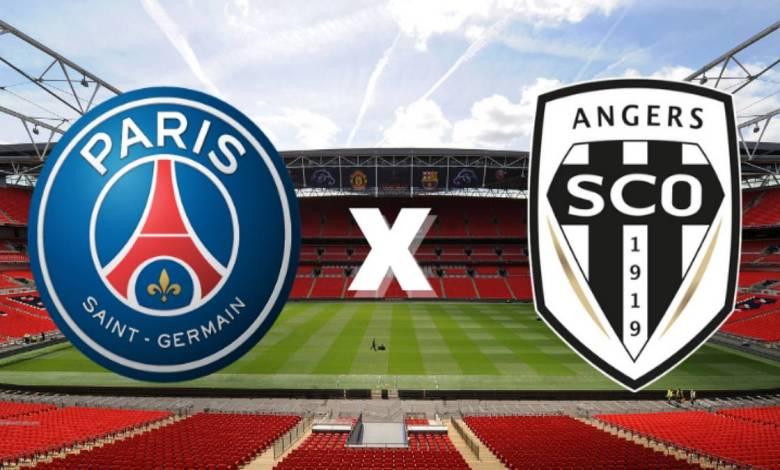 Copa da França: PSG X Angers