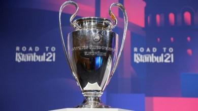 Semifinais da Champions League 2020/21 Estão Definidas