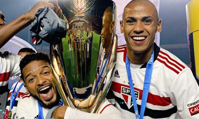 São Paulo é o Grande Campeão do Campeonato Paulista de 2021, Palmeiras é o Vice-Campeão