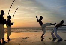 Artes Marciais de Origem Brasileira- Capoeira
